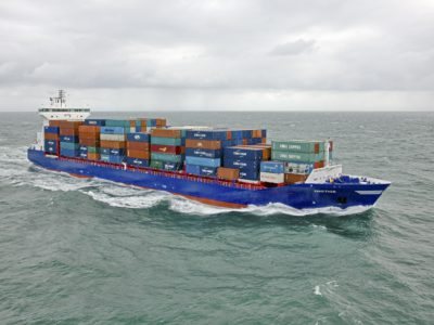 emotion - container - vessel - shortsea - solutions