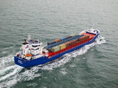 esprit - multipurpose - schip - obligaties rederij