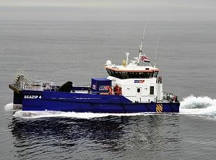 seazip4 - obligaties - rederij - jrshipping